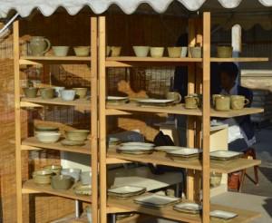 Pottery by Kousuke Teramura