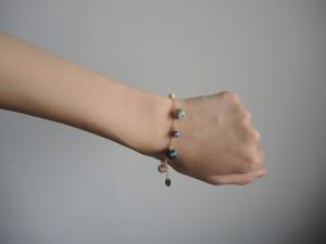 otsubukotsubu bracelet for LOCCA