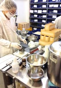Savon de Siesta laboratory